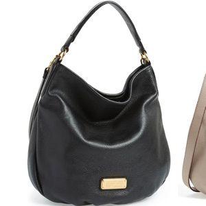 Marc Jacobs new Q Hillier hobo bag